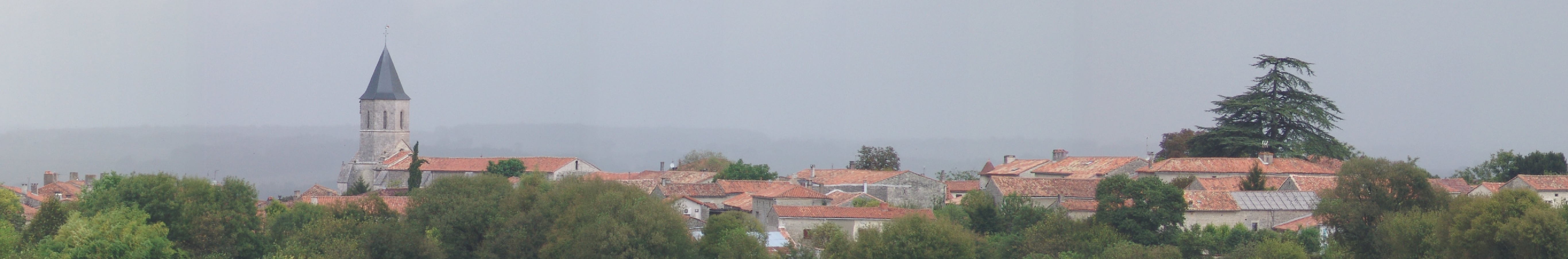 Tusson village historique