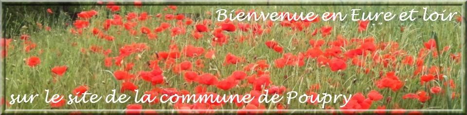Poupry - 28140  Un village en Beauce aux confins de L'Eure et Loir et du Loiret