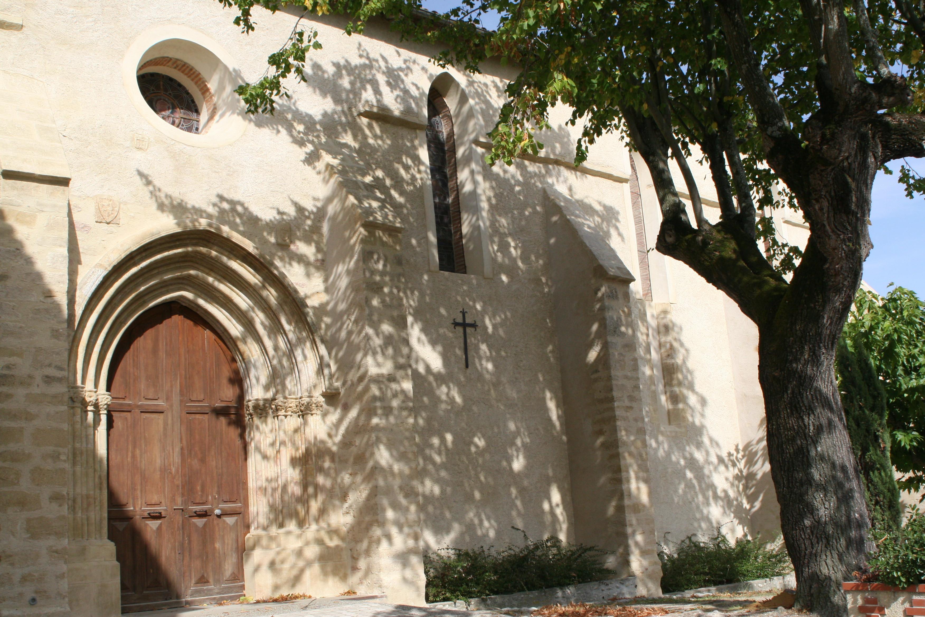 eglise-facade-sud-en-2010