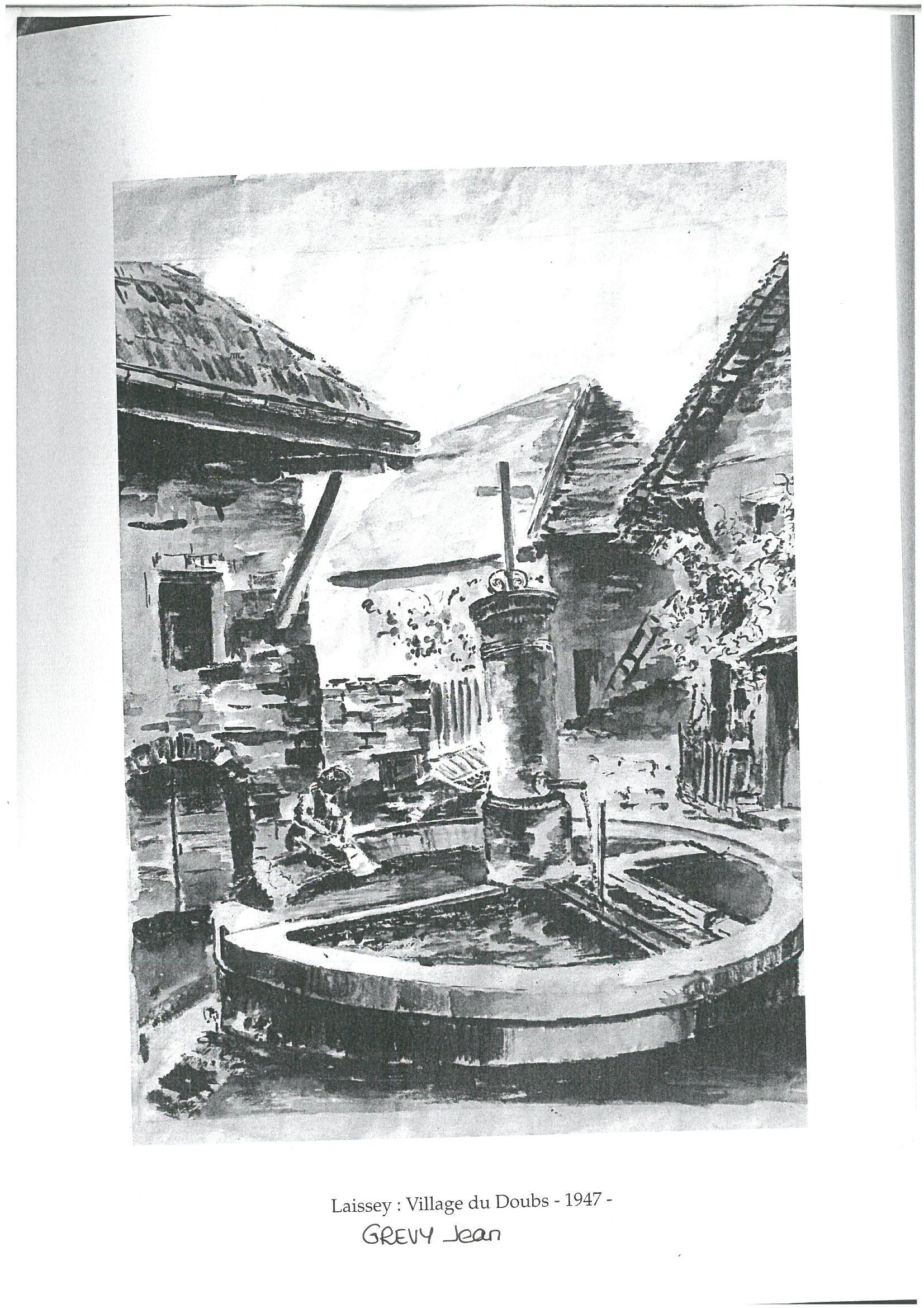 fontaine-esquisse-de-1947-grevy-jean