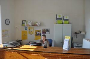 le-bureau-de-lagence-postale