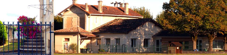 Commune de Saint Quentin de Baron,