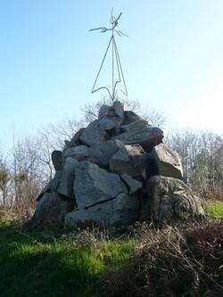 triskel-sculpture