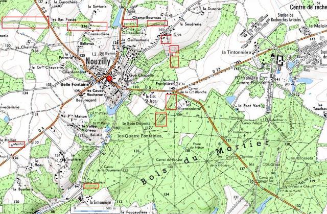 les-fosses-cesar-localisation