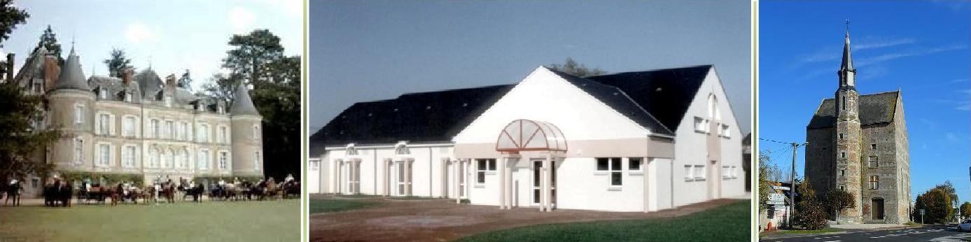 Saint-Laurent-en-Gâtines (37)
