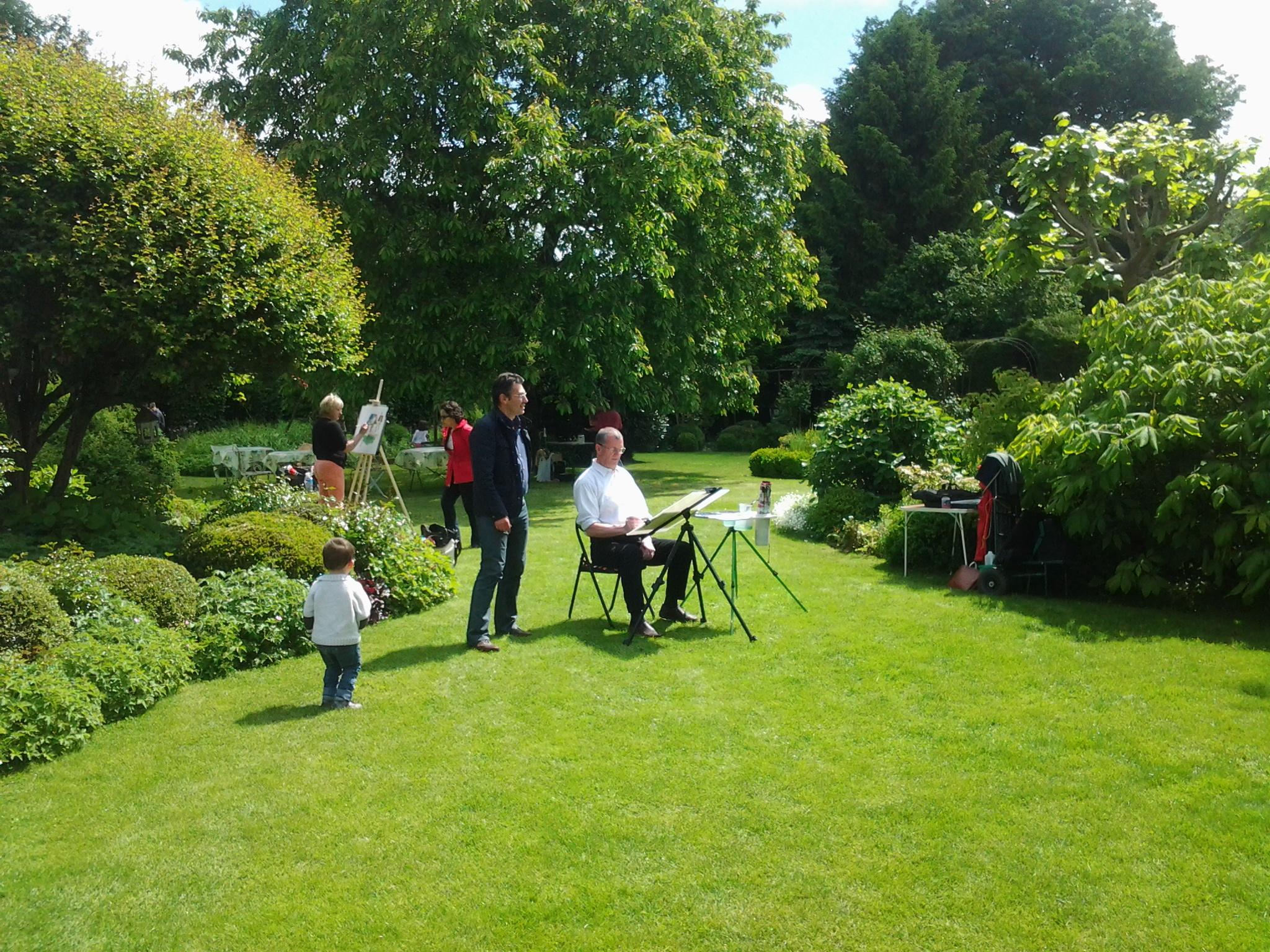 peintres-au-jardin