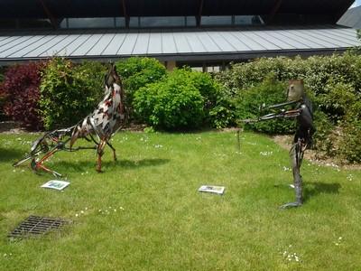 sculpture-loup