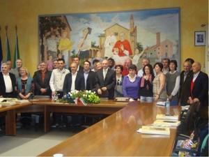 le-conseil-municipal-commun-en-2009