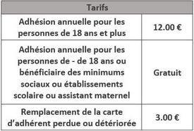 tarifs-2016