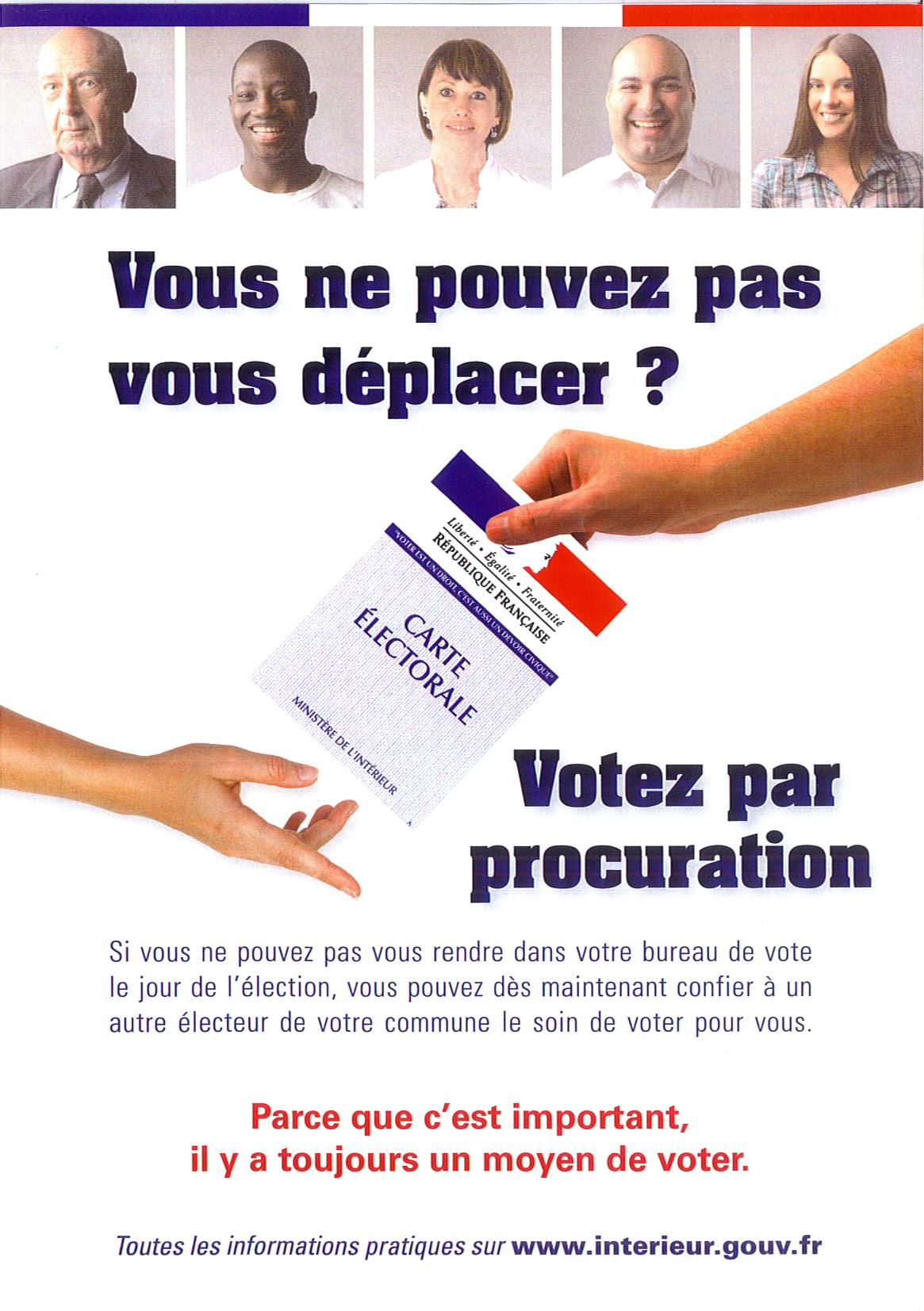 vote-procuration