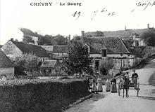 Chevry-sous-le-Bignon - Loiret - 45 -