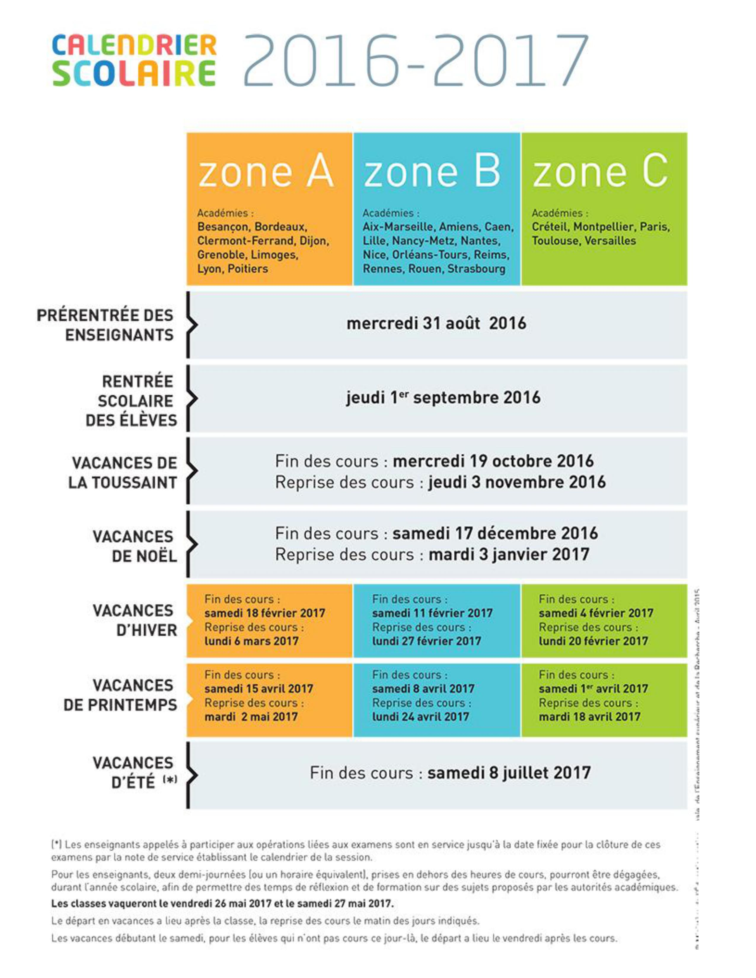 calendrier-scolaire-2016-2017-2