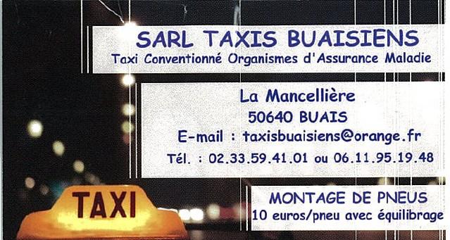 taxis-buaisiens