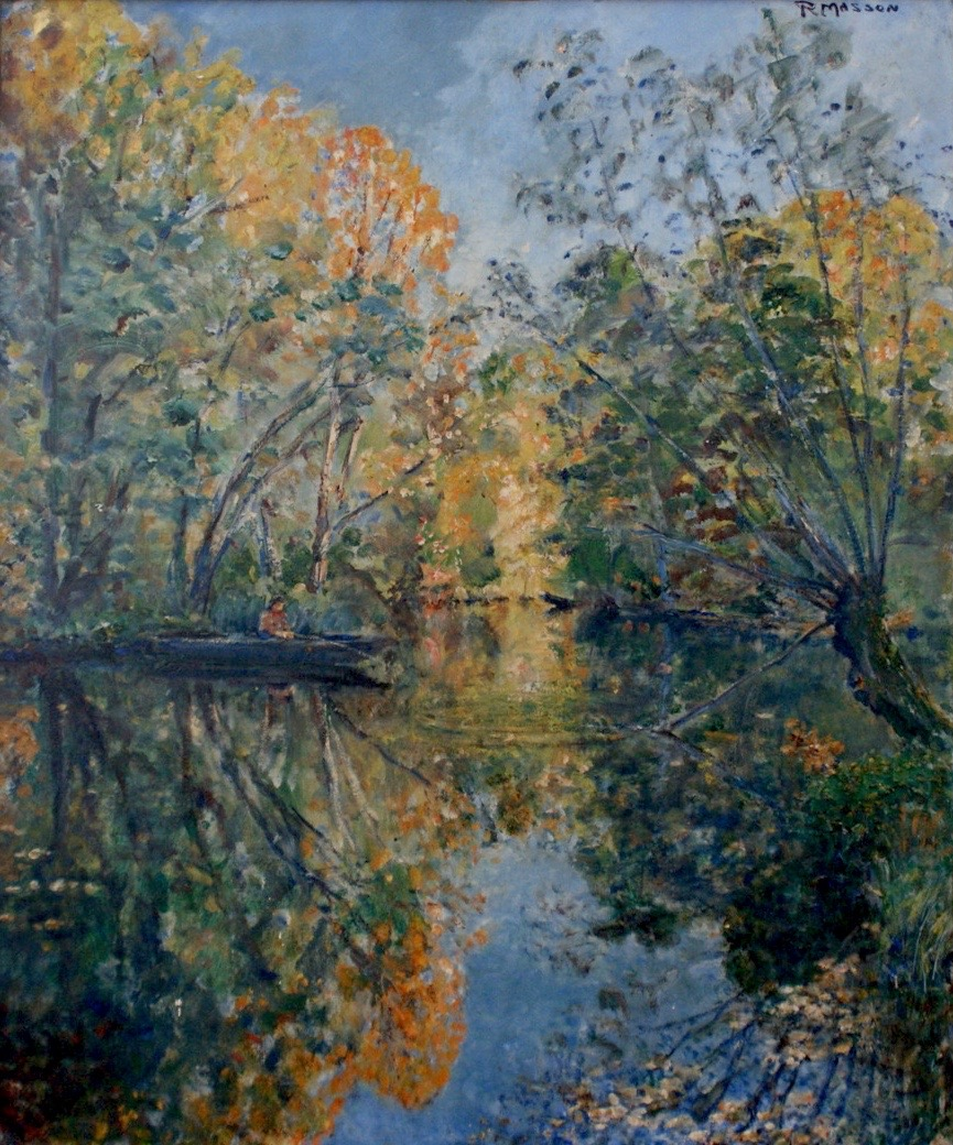 le-rognon-a-donjeux-paysage-d-automne-roger-masson