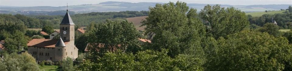 Lorry - Mardigny, village entre Seille et Moselle