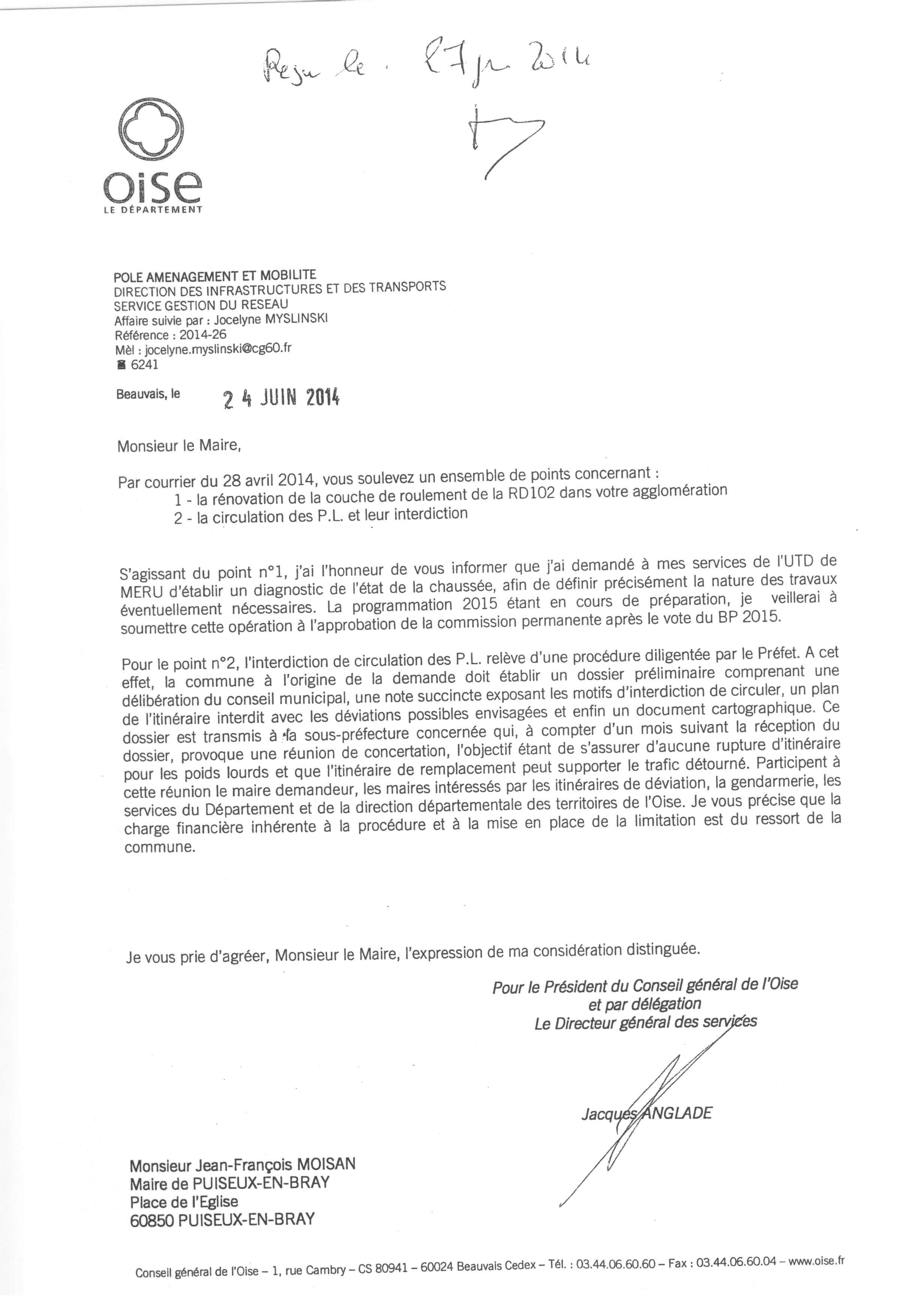 reponse-cg60-24062014