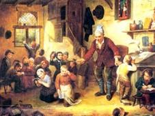 leopold-chibourg-scene-de-classe-en-1842