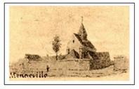 eglise-de-menneville-en-1850