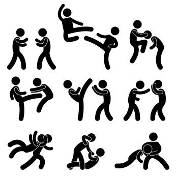 self-defense-enfant