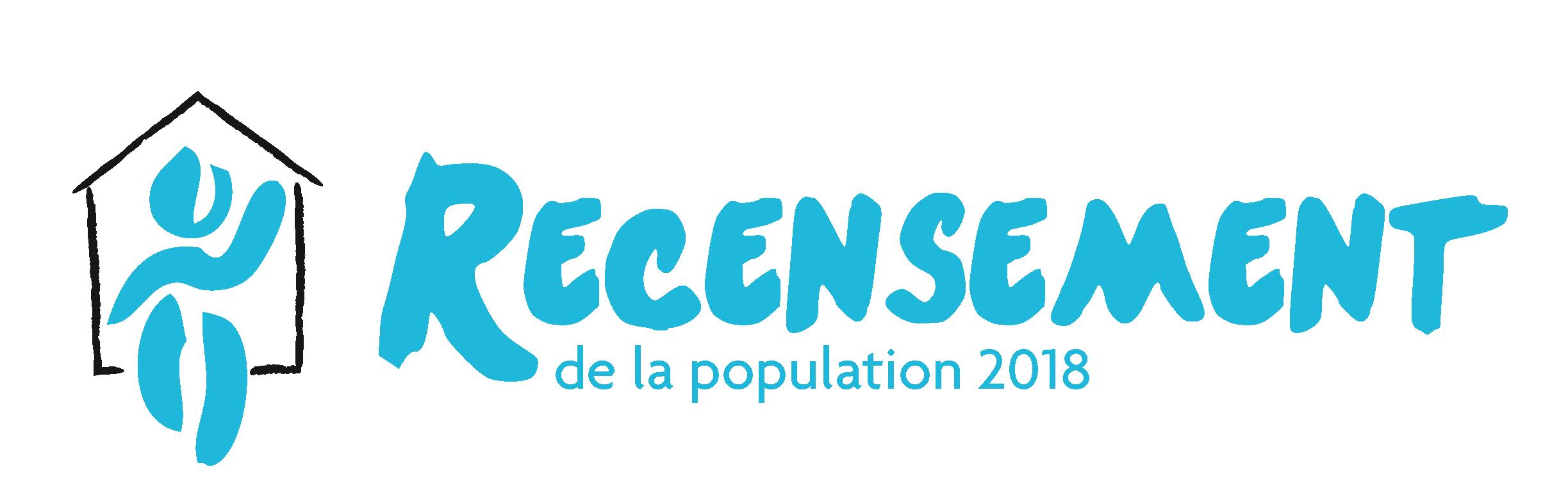 Recensement de la population 2018
