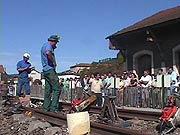 le-centenaire-de-la-voie-le-24-septembre-2000
