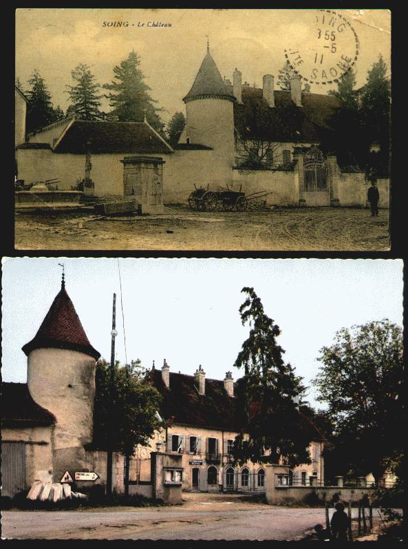 chateau-soing