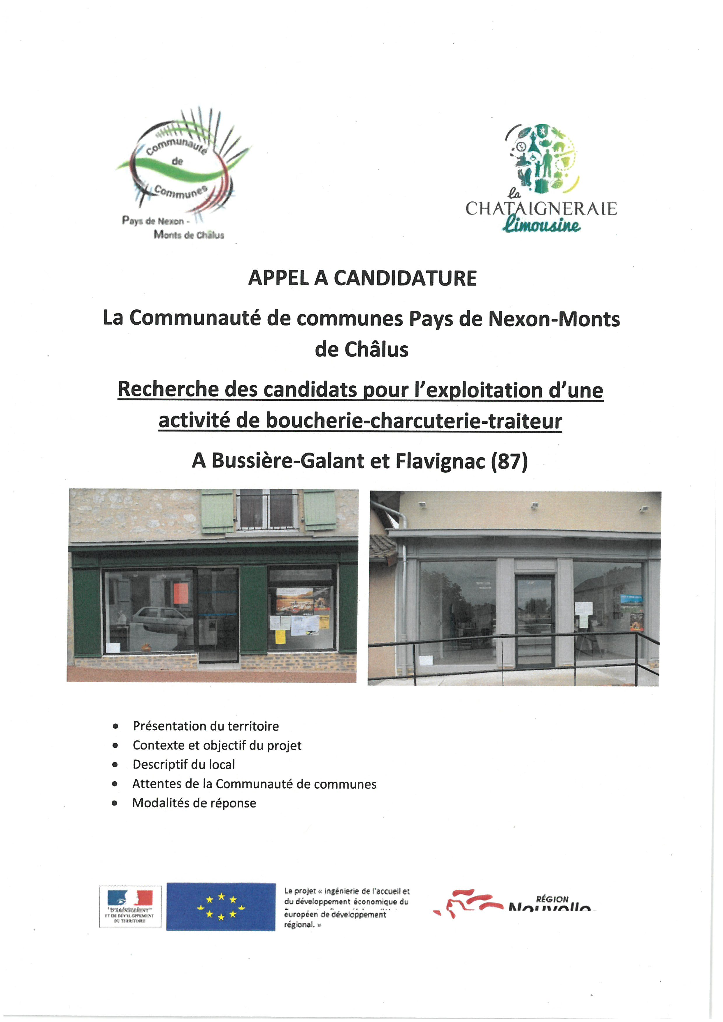 appel-a-candidature