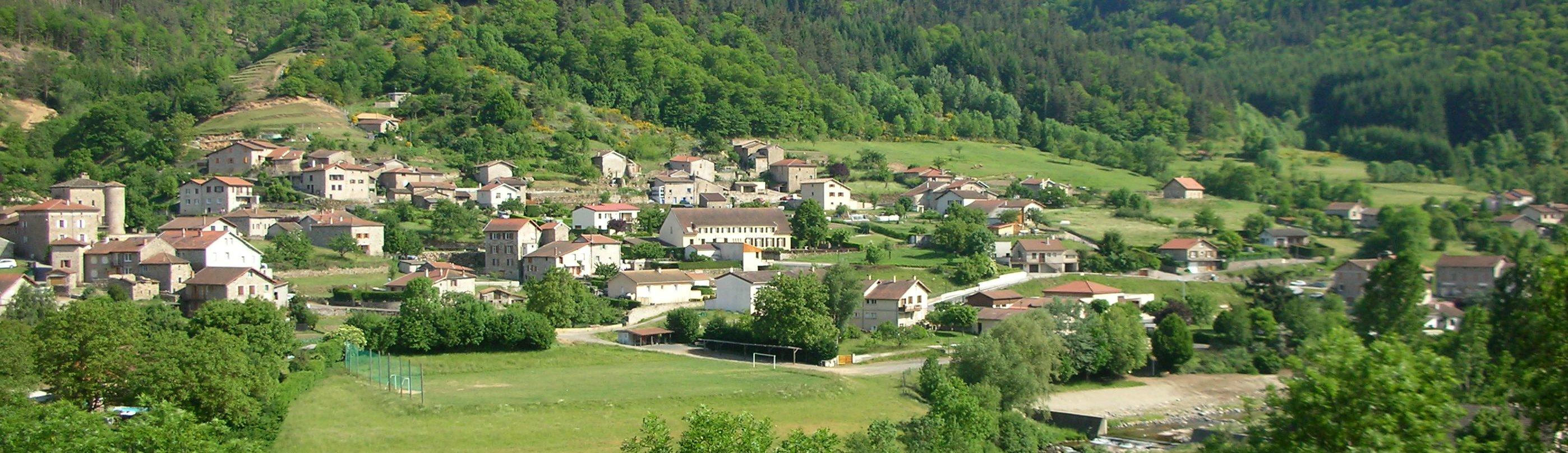 Site de la commune d'Arcens